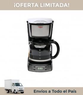 Cafetera Liliana Ac964 Smarty 18 Pocillos 900w Acero