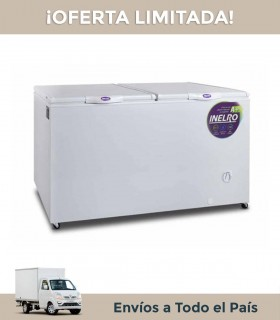 Freezer Horizontal Inelro Fih-550 Bco 520lts.dual C/forzador