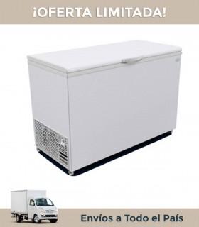 Freezer Horizontal Fam F310 Dg 305lts. Dual Interior Galvanizado