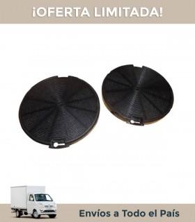 Filtro Spar-franke De Carbon Kit X 2 P/camp. Inca Smart-flexa
