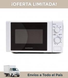 Microondas Kelvinator K20 Mec 20 Lts.manual Blanco