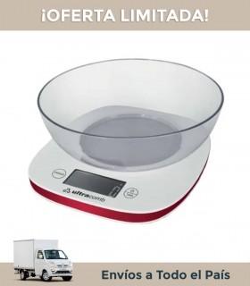 Balanza De Cocina Ultracomb Bl6002