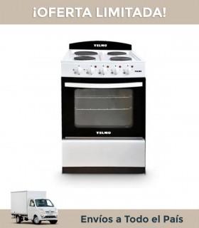 Cocina Electrica Yelmo Y56eleb Bco. 4 Placas 56
