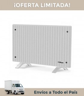 Turbocalefactor Liliana Ppv400 Confortdeco 1000/2200w Vidrio C/termostato
