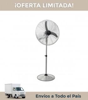 Ventilador De Pie Crivel V39 30 Industrial Pala Metal 1,70
