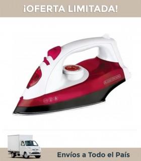 Plancha Black & Decker Irx5300  A Vapor True Glide