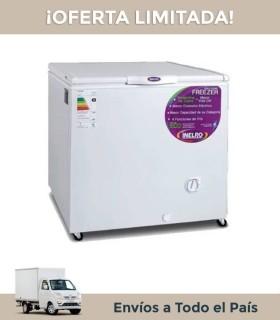 Freezer Horizontal Inelro Fih-270 Bco 215lts.