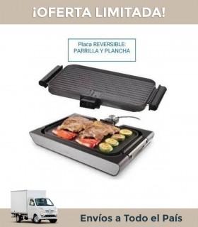 Parrilla Electrica Smartlife Sl-grd0008 2 En 1