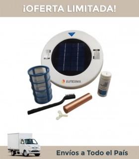 Ionizador Solar Para Piscinas Euterma