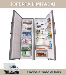 Heladera Y Freezer Ariston Sa81dxrofd+ua8f10xag