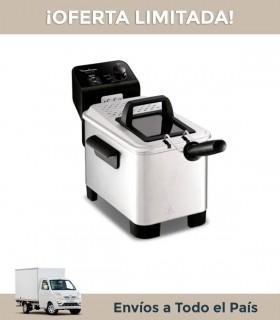 Freidora Moulinex Am338058 Easy Pro 1600w Bowl Acero Inox