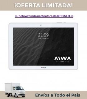 Tablet Aiwa 10 Ta-10 2gb 16gb Android8.1 Blueto.