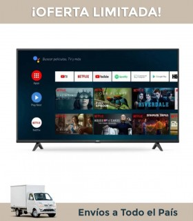 Tv Led Rca 55 And55fxuhd Smart 4k Netflix Tda Hdmi X3 Wifi Usb Hd