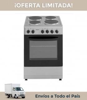 Cocina Electrica Philco Phch050 Plata 50cm