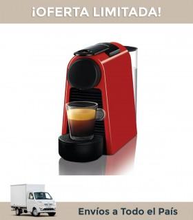 Cafetera Nespresso Essenza D30 Mini Roja