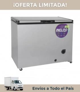 Freezer Horizontal Inelro Fih-270p Plata 215lts.