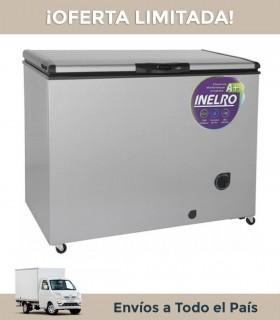 Freezer Horizontal Inelro Fih-350p Plata 290lts.