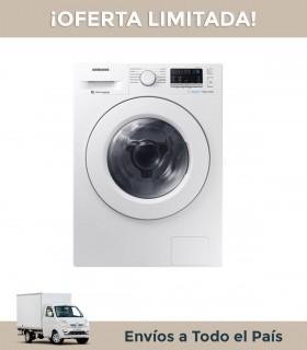 Lavasecarropas Samsung Wd90m4453mw 9kh Blanco
