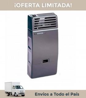 Calefactor Volcan 42512v Infrar.gris Gn 2500 Calorias