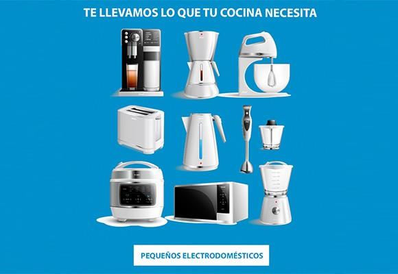 Información de Pequeños Electrodomésticos